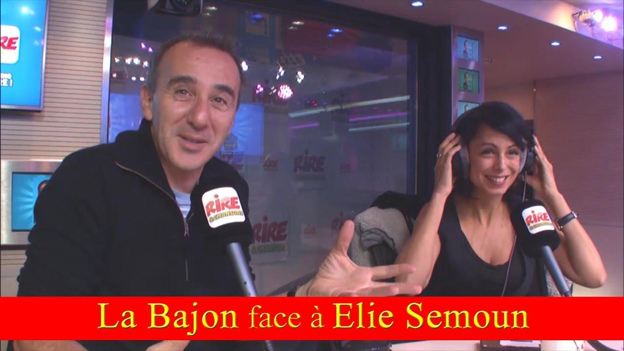 La Bajon face à Elie Semoun