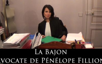 Avocate de Pénélope Fillion