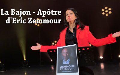 Apôtre d'Éric Zemmour
